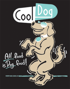 cool dog all food